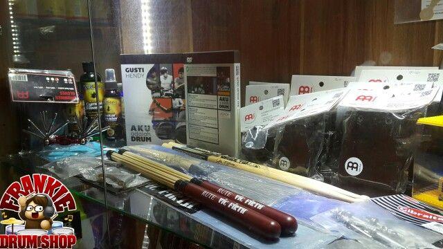 StickDrum & Accessories  Tersedia di Indonesia Via  http://www.frankiedrumshop.com/mobile/6-stick-drum