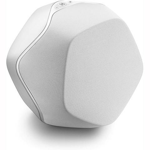 BeoPlay S3 Wireless Bluetooth Speaker White - Front Top View