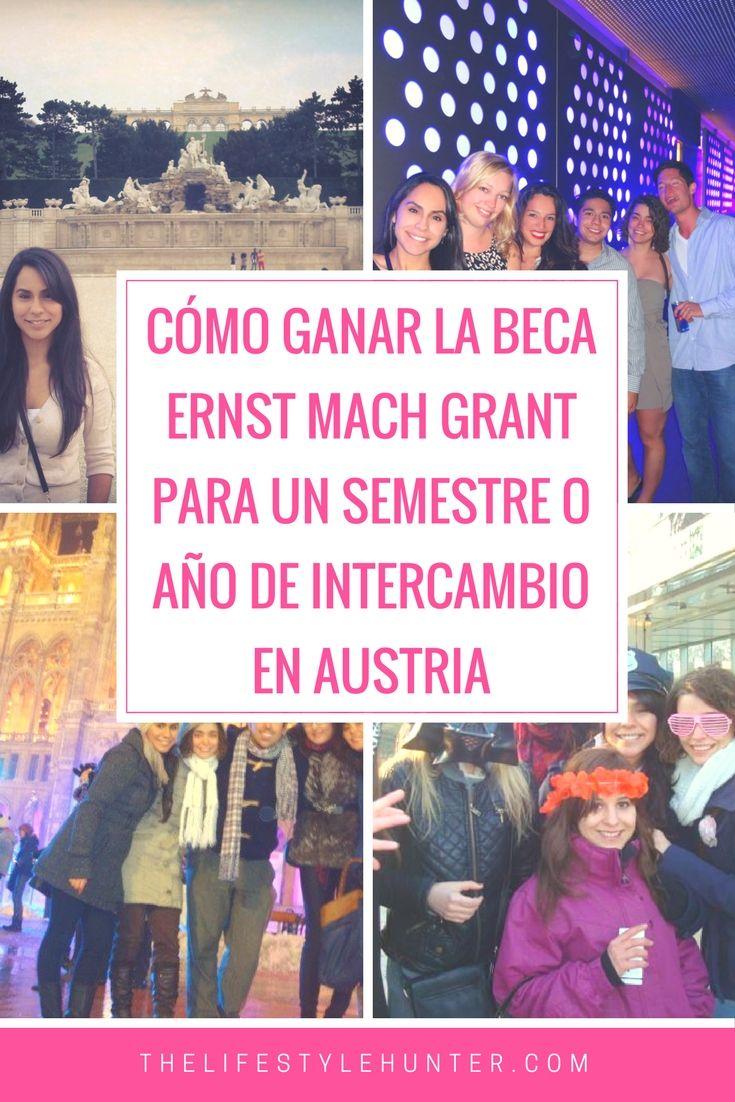 Cómo ganar la beca Ernst Mach Grant para un semestre o año de intercambio en Austria