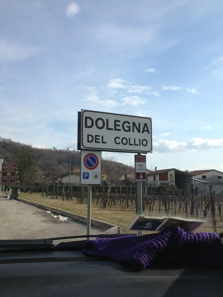 Dolegna del Collio nel Dolegna del Collio, Friuli Venezia Giulia