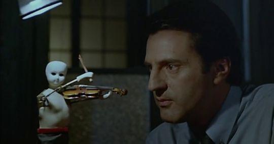"""Un coeur en hiver"" (a.k.a. A heart in winter) (dir. by Claude Sautet,1992) / Cinematography by  Yves Angelo"