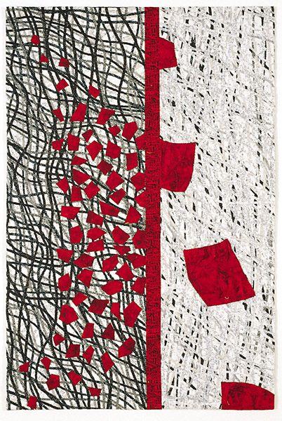 Eileen Lauterborn art quilt http://www.eileenlauterborn.com/gallery_largeworks.htm