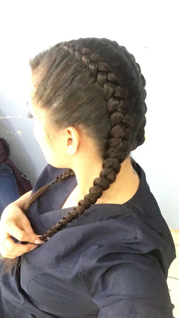 Peinados Con Trenzas 2021 Mujer