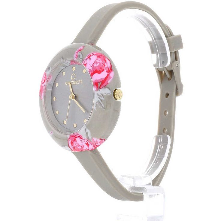 Orologio Solo Tempo Donna Ops Objects Flower - OPSPW-97