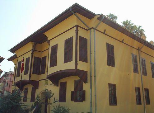 adana atatürk evi manzarası