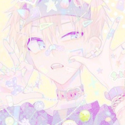 Pastel Boy Aesthetic Kawaii Pfp Anime Icon Cute In 2021 Pastel Boy Aesthetic Anime Anime Icons