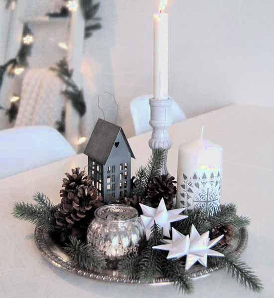 319 best crafts - christmas centerpieces images on pinterest