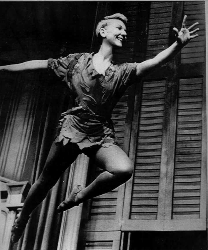 Mary Martin (Peter Pan)