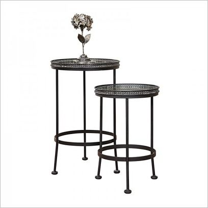 Round Tables Set CosyNest Interiors | Wayfair