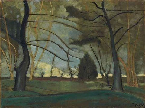 Andre Derain: Le parc (1936-38)