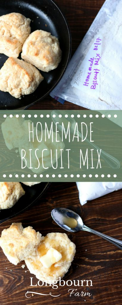 Easy recipe for fluffy biscuits
