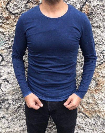 Erkek basic yıkamalı kumaş düz sweatshirt modellerini en ucuz fiyatlarıyla kapıda ödeme ve taksit ile Outlet Çarşım'dan satın al.