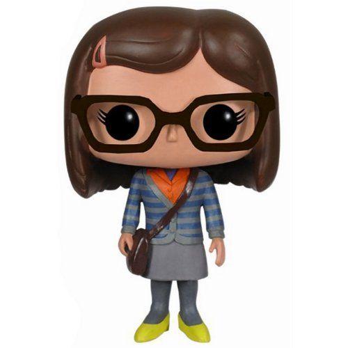 Figurine Amy Farrah Fowler (The Big Bang Theory) - Figurine Funko Pop http://figurinepop.com/amy-farrah-fowler-the-big-bang-theory-funko