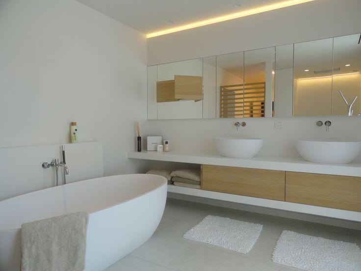 Renovatie badkamer en dressing - Waregem