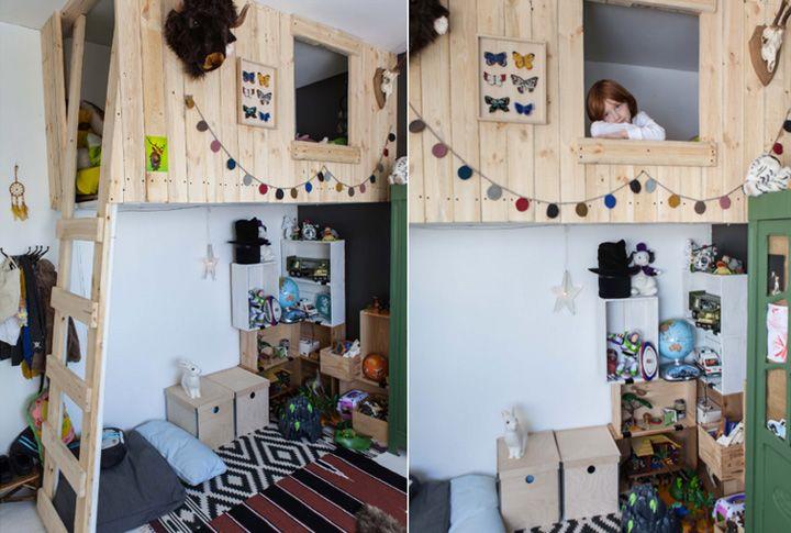 59 best cabane ou tipi? images on Pinterest Child room, Room kids