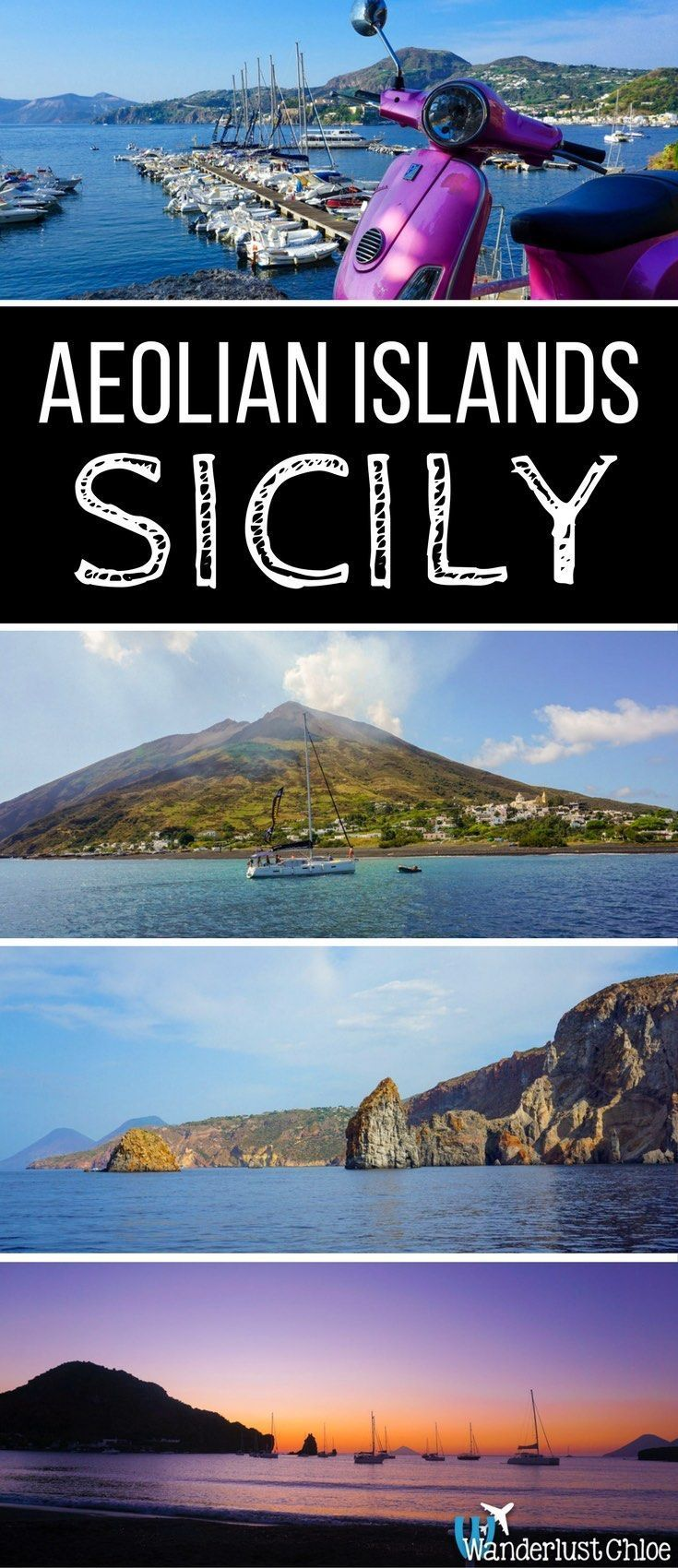 Sailing Around Sicily. Sailing around Sicily�s Aeolian Islands, hiking volcanoes, bathing in mud baths, and chilled out yacht life – here�s the lowdown on MedSailors� brand new route in Sicily, Italy. #sailing #sicily #sicilia #aeolianislands