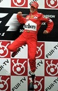 Michael Schumacher's career in photos.