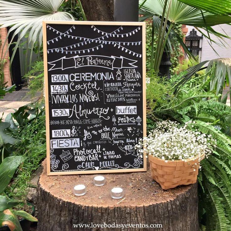 #bodasbonitas #bodaspersonalizadas #bodasúnicas  En LOVE somos especialistas en organización, diseño, decoración y coordinación de bodas y eventos.  ¿Hablamos?  +info: hola@lovebodasyeventos.com  LOVE #contamoshistoriasdeamor  #love #amor #deco #decor #design #diseño #pizarra #chalk #chalkboard #work #wedding #weddingplanner #weddingideas #weddingdress #flowers #happy #handmade #feliz #fashion #fashionblogger #moda #Cádiz #chocolate #boda #organizacion #inspiration