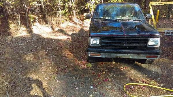 FOR SALE 89 CHEVY S10 (BODY ONLY) $450 (montgomery) $450: < image 1 of 4 > 1989 chevy s10 condition: faircylinders: 6 cylindersdrive:…