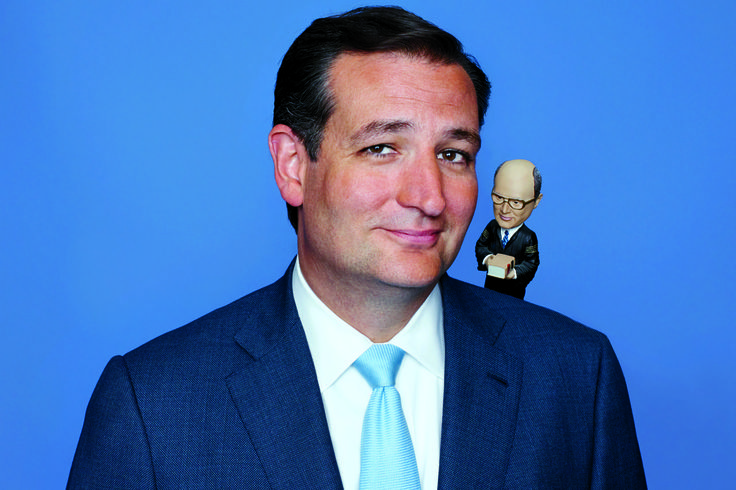 Ted Cruz: The Distinguished Wacko Bird from Texas 10.22.13  In less than a year, Texas Republican Ted Cruz has become the most despised man in the U.S. Senate. He's been likened to Joe McCarthy, accused of behaving like a schoolyard bully, and smeared by senior members of his own party. Is this any way to get ahead in Washington? Well, Cruz is no dummy—just ask him—and his swift rise might prove that it's the only way