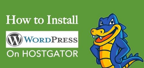 How To Create A #Blog on #WordPress & Your #Hosting In Next 5 Minutes http://hgusers.com/hostgator-wordpress-install-tutorial #blogging