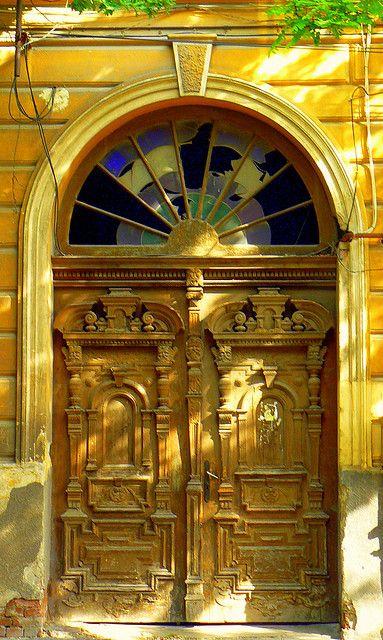 Timisoara Old Door 1 | Flickr - Photo Sharing!
