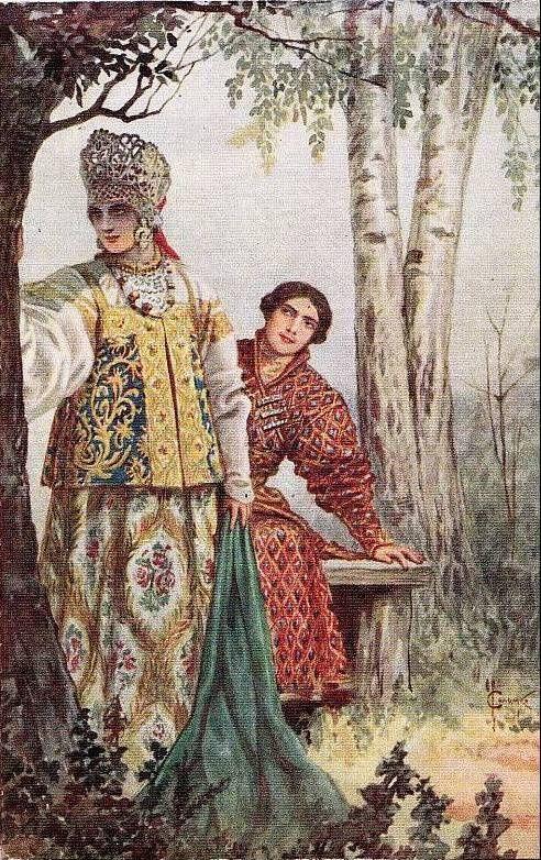 Художник Сергей Сергеевич Соломко (125 работ)