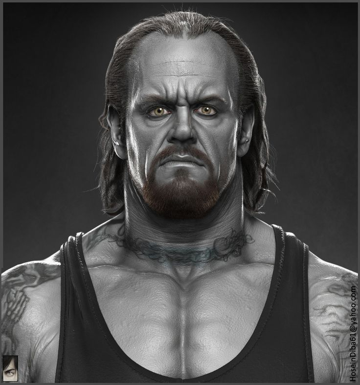 Here is the Undertaker sculpt I did for WWE. pose renders coming soon! hope you like it cheers, https://www.facebook.com/TheArtofHosseinDiba https://www.instagram.com/hossein.diba