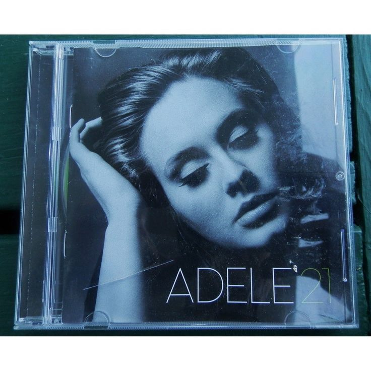 Adele 21 by Adele, CD with tibo2559 - Ref:118139387