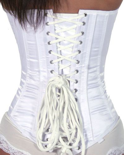 16 best corset girdle images on pinterest corsets plus for Wedding dress corset bra