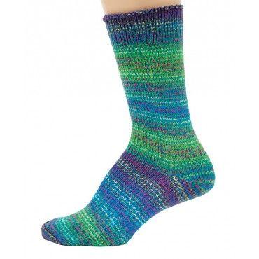 Mary Maxim - Free Knit Sock Pattern - Free Patterns - Patterns & Books~L