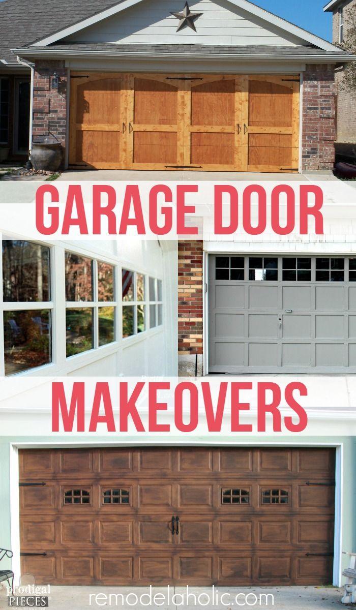 best 25 diy garage door ideas on pinterest garage door makeover 8 diy garage door updates