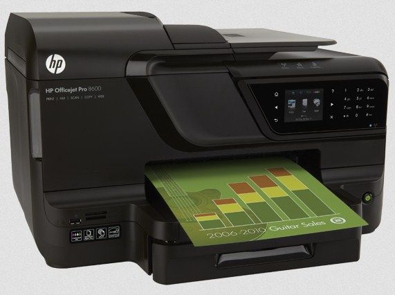 HP Officejet Pro 8600 All-in-One Printer Driver Download For Windows XP, Windows Vista, Windows 7, Windows 8, Windows 8.1, Windows 10, Mac OS X, OS X, Linux