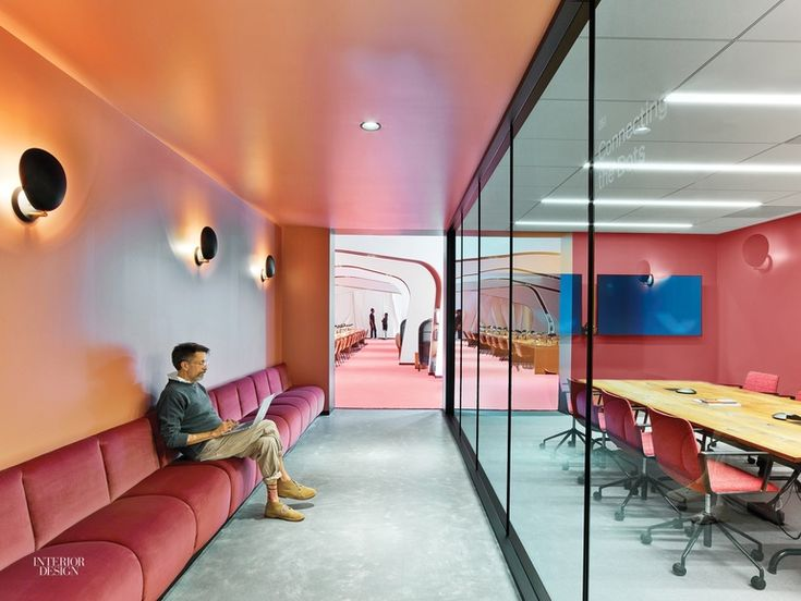 dropbox corporate office. dropbox headquarters by rapt studio perfectly captures company culture workplace and interiors corporate office