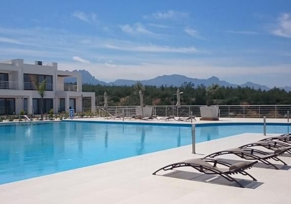 114.000 € A two bedroom Flat / Apartment with two bathrooms in Northern Cyprus
