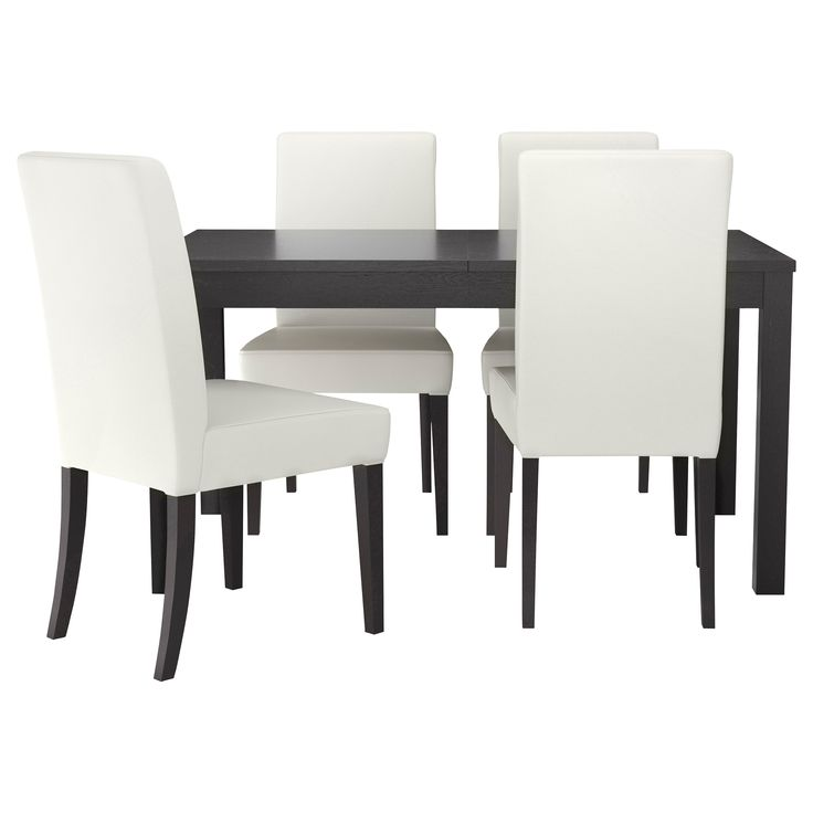 BJURSTA/HENRIKSDAL Table and 4 chairs - IKEA http://www.ikea.com/sg/en/catalog/products/S89928261/