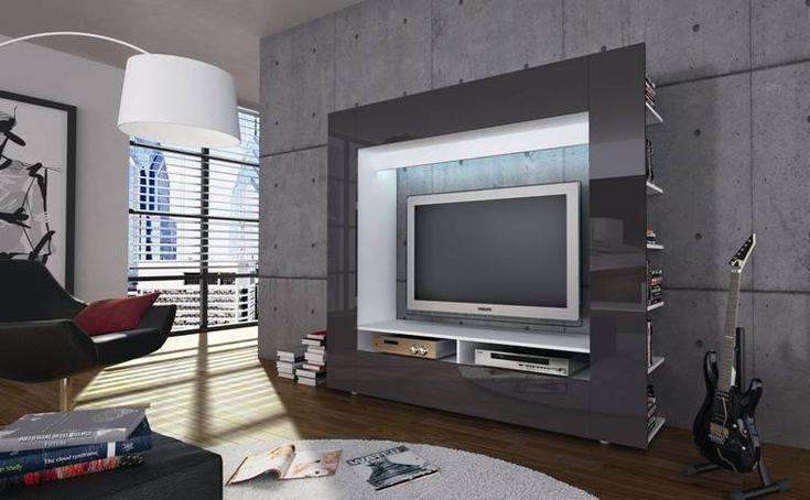 Tv Wand Maken Mdf