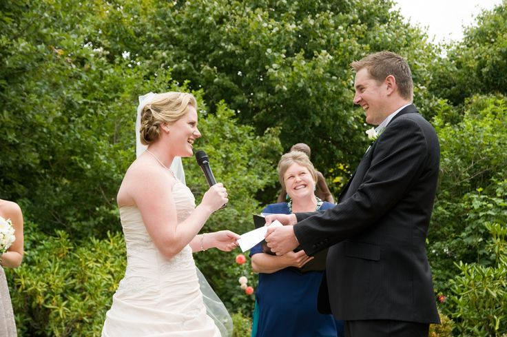 Happily married - Megan and Jason - another of the amazing couples I have married.  http://www.nzmarriages.co.nz/blog
