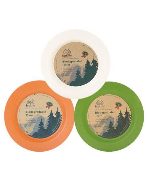 #Christchurch Biodegradable Side Plates $6.45 Shop @ http://evpo.st/1lJKxeM