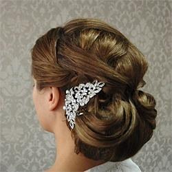 Brudfrisyr / Kalufsmakar´n Hårdesign bridal hair