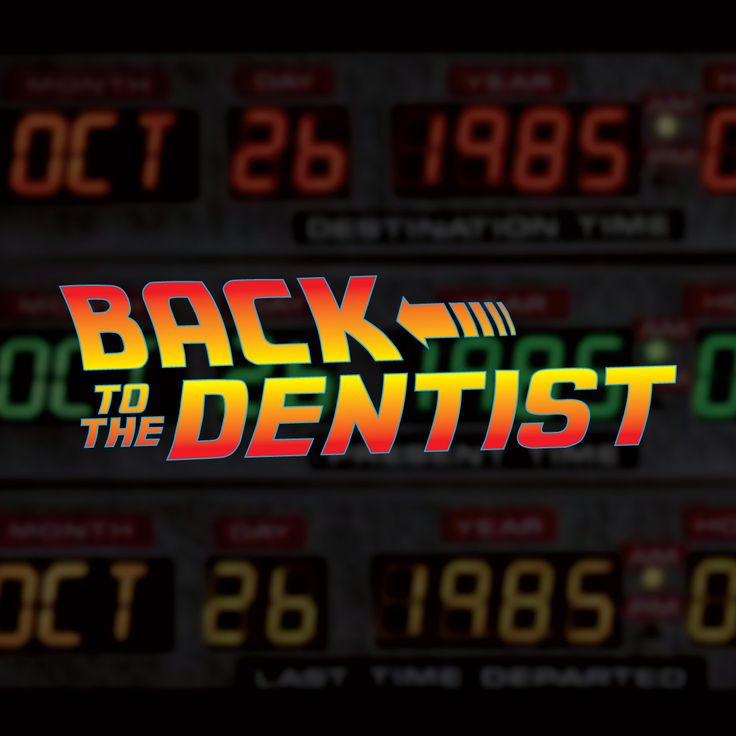 THIS MONTH is the 30th anniversary of Back to the Future, one of the biggest movie trilogies of all time!  Call today and make an appointment if It has been a too long since you were last in. 727-712-3837