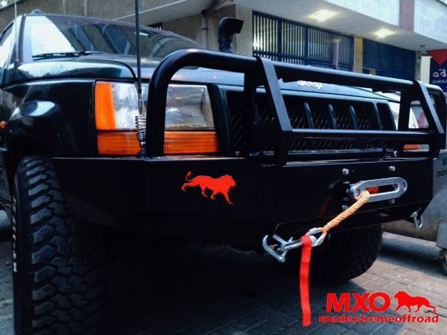 MXO Off Road bumper for Jeep Grand Cherokee 93-98 ZJ $330