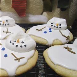 Michelle's Soft Sugar Cookies Recipe