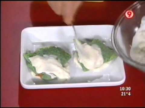 Canelones de carne - 4 de 4 - Ariel Rodriguez Palacios - YouTube /// CANELONS 4ª PARTE