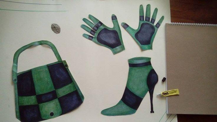 Blacky Green by marleniamar.deviantart.com on @DeviantArt