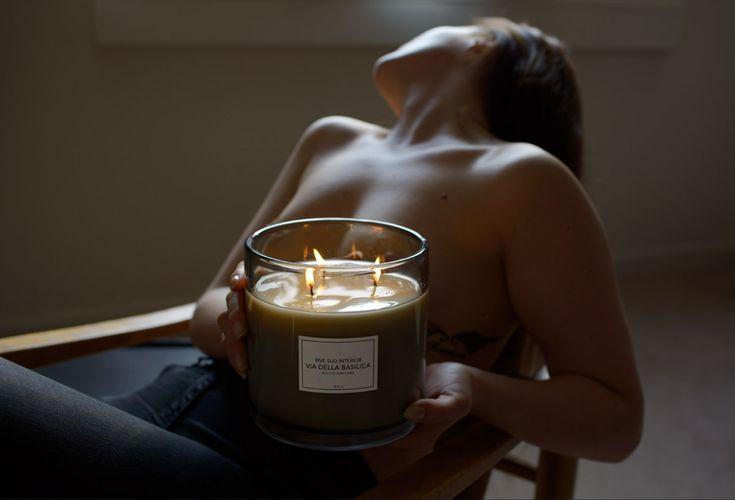 Les bougies parfumées Rive Sud Interior - Éditions limitées / Rive Sud Interior Scented Candles - limited edition #rivesudinterior #candle #luxurycandle #scentedcandle #bougie