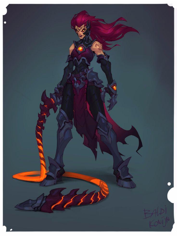 Baldi Konijin Fury Darksiders 3