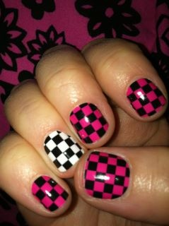 Racing Fan?  like me  at facebook.com/berry.jammin.nails