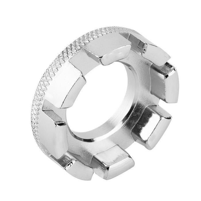 New Bicycle 8 Way Spoke Nipple Key Wheel Rim Wrench Spanner Repair Tool CA