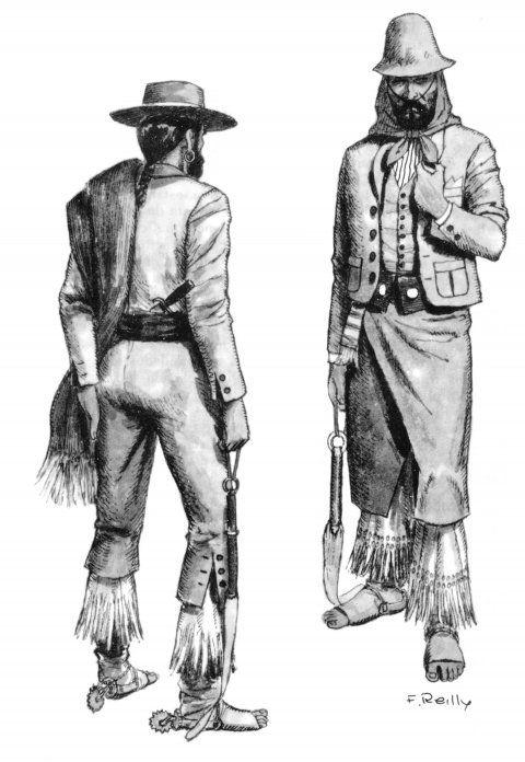 Pilchas criollas: cómo vestían nuestros gauchos - Infobae